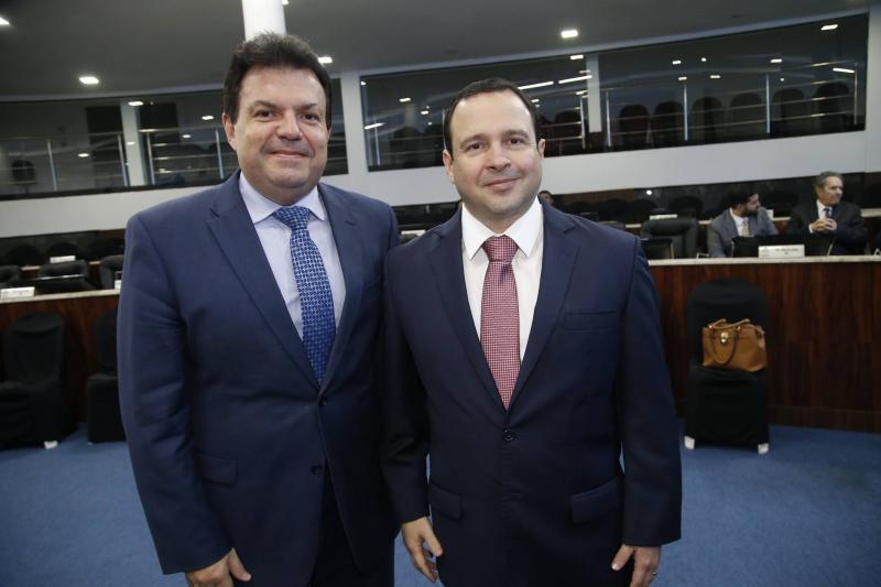 Fernando Ferrer e Igor Barroso