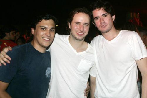 Helano Nogueira, Marcio Feitoza e Ivens Neto