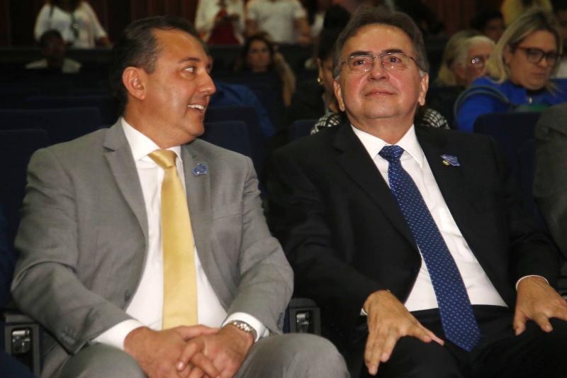 Cesar Veras e Leonidas Cristino