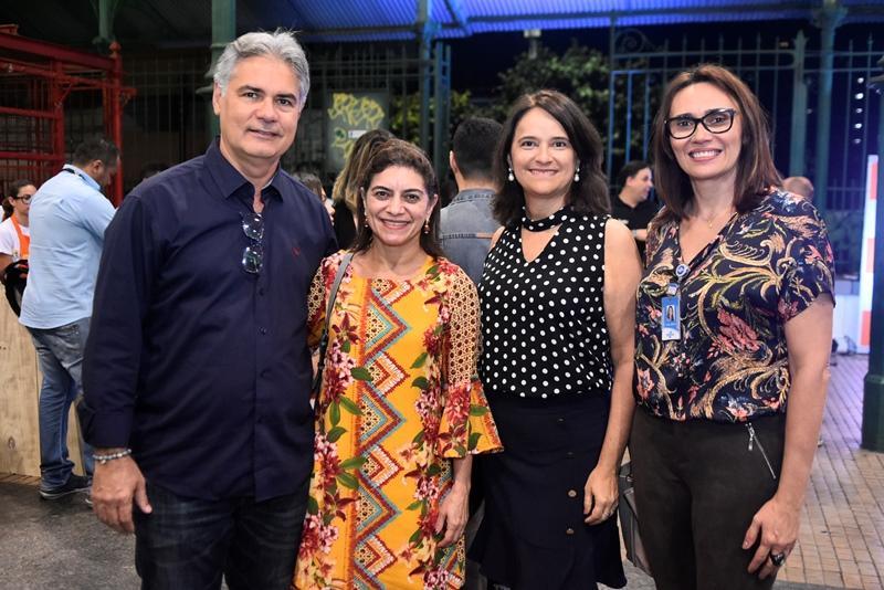 Regis Dias, Alice Mesquita, Julia Ellyan, Ana Carla
