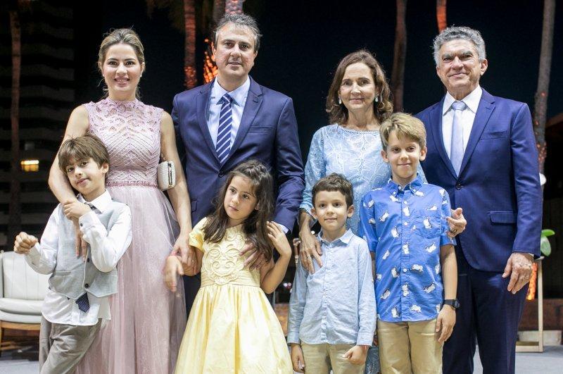 Posse  - Governador mais bem votado nas eleições 2018, Camilo Santana toma posse em seu segundo mandato