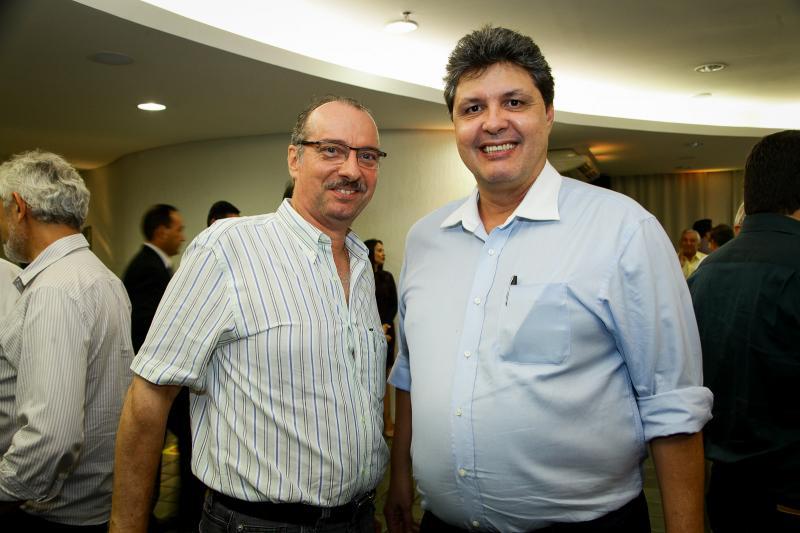Luis Carlos The Franco e Marcos Oliveira