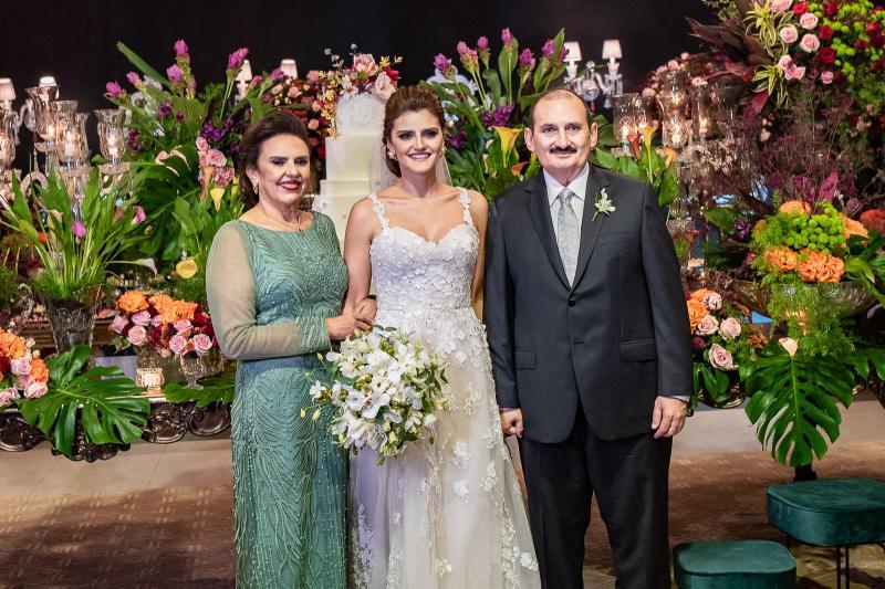 Veleria Gomes, Isabele Studart e Franze Gomes
