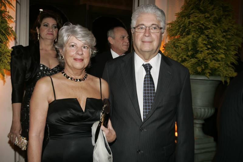 Maristela e Roberto Requiao