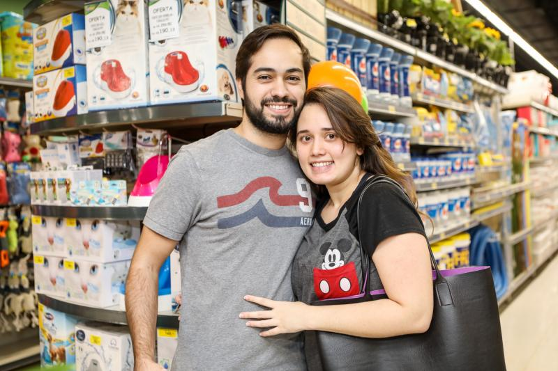 Ivens Menezes e Ligia Andrade