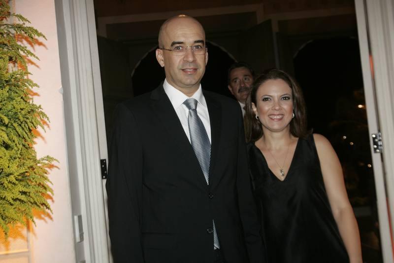 Francisco e Manuela Brandao
