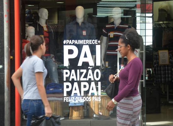 Fecomércio-CE diz que Dia dos Pais deverá injetar R$ 125 milhões na Capital