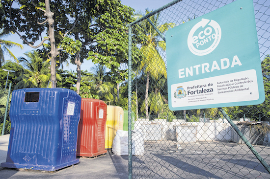 Fortaleza tem nota máxima em preservação ambiental