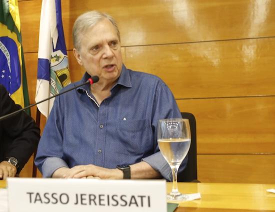 Tasso afirma que o Nordeste não é prioridade do Governo Federal