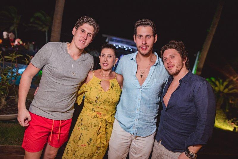 Gabriel Dias Branco troca de idade e comemora a data com um festão nas Flexeiras