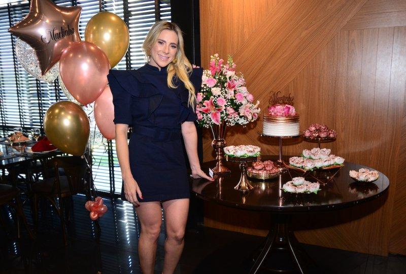 B-day Party - Martinha Freire troca de idade e reúne amigas no Restaurante Santa Grelha