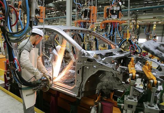 Vendas de veículos sobem 12,64% no Brasil