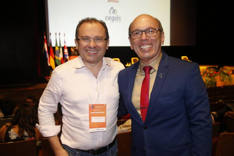 Carlos Matos e Andre Montenegro