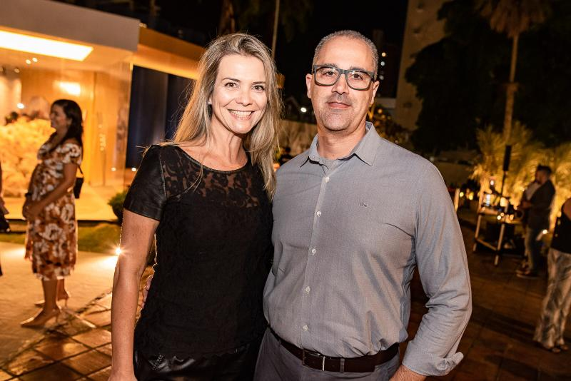 Marcia Cardoso e Fabio Norcio
