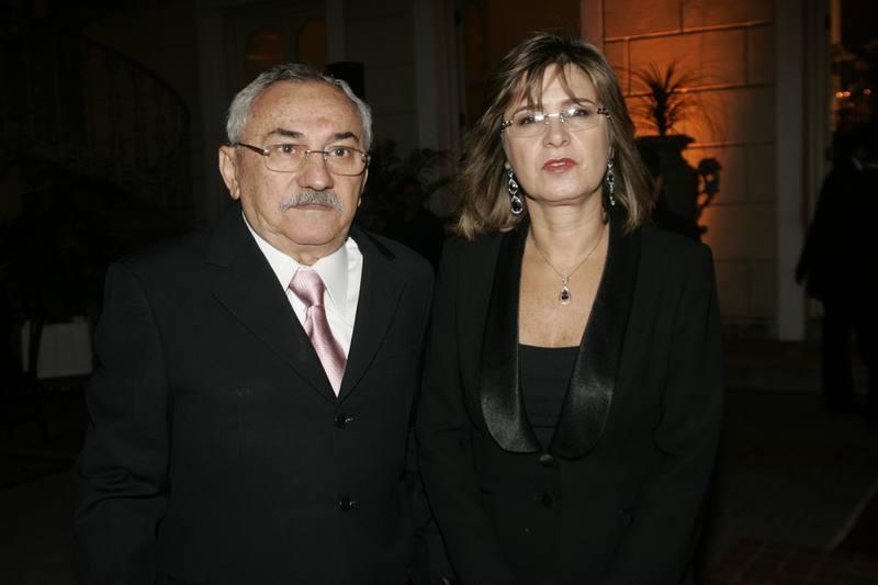 Martonio Vieira e Maria Clara