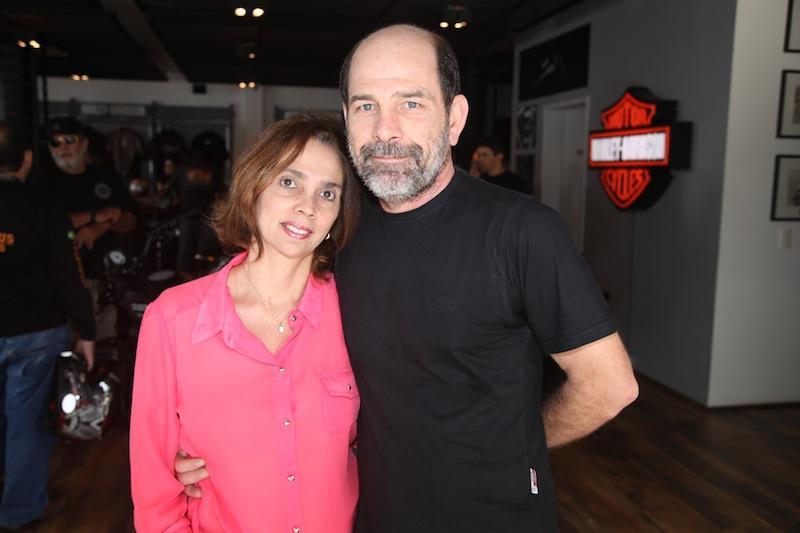 Suzi e Luis Luvizuto