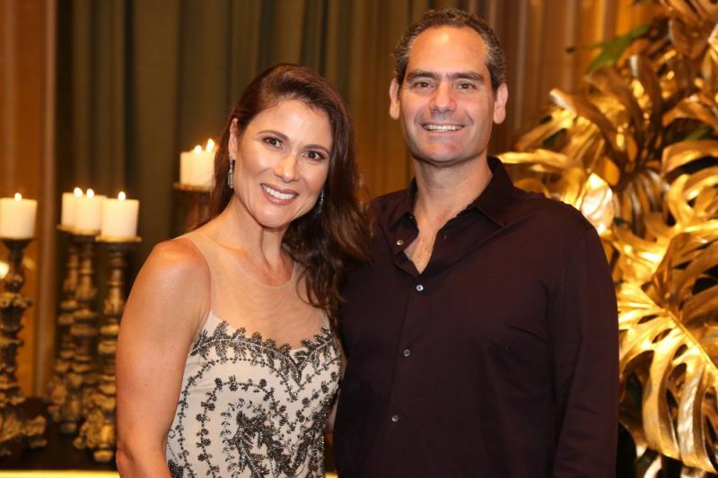 Cristina e Tarso Melo