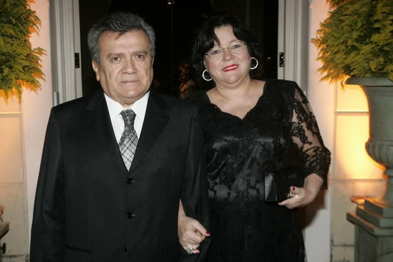Gutemberg Mourao e Emilia Campelo