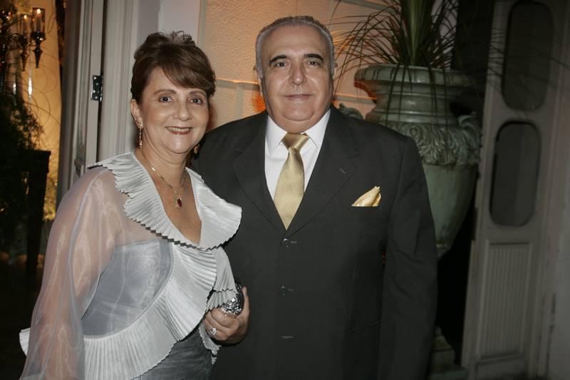 Maria de Lurdes e Aramicir Pinto