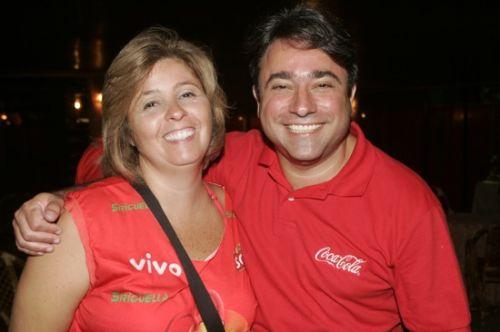 Valeria e Jose Walter Manarino