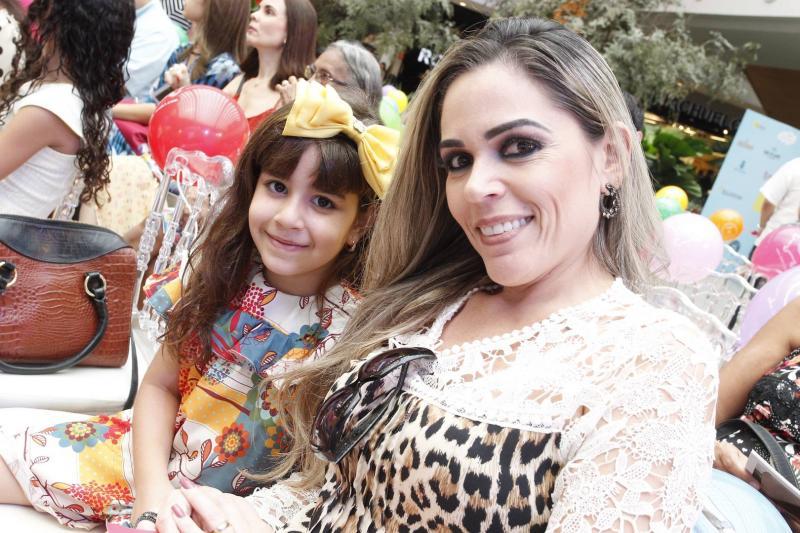 Valentina e Samara Negreiros