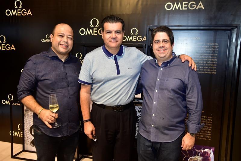 Jocielton Aquino, Odmar Feitosa, Alexandre Leitao