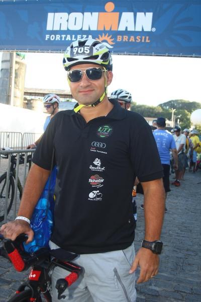Mario Queiros Bike Check in