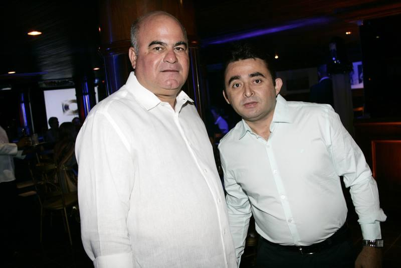 Luciano Cavalcante e Ricardo Ferreira
