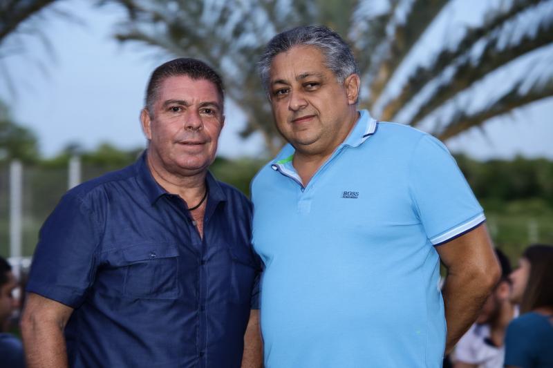 Ricardo Studart e Adriano Pinto