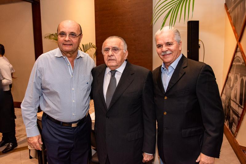 Fernando Cirino, Joao Carlos Paes Mendonca e Pio Rodrigues