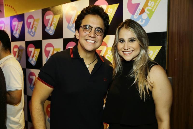 Panta Neto e Roberta Fernandes
