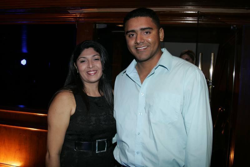 Cintia Pereira e Jonas Henrique