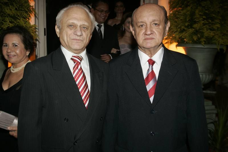 Jose Rangel e Renato Bonfim