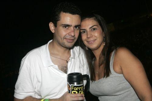 Dudu Confianca e Renata Pinheiro