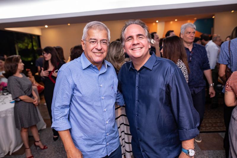 Paulo Cesar Noroes e Ricardo Bacelar