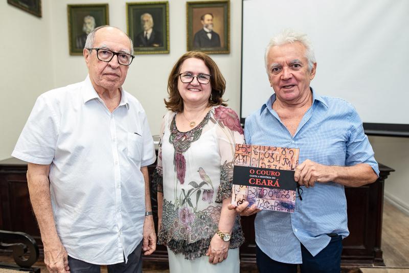 Lucio Alcantara, Teresa Chaves e Candido  Couto