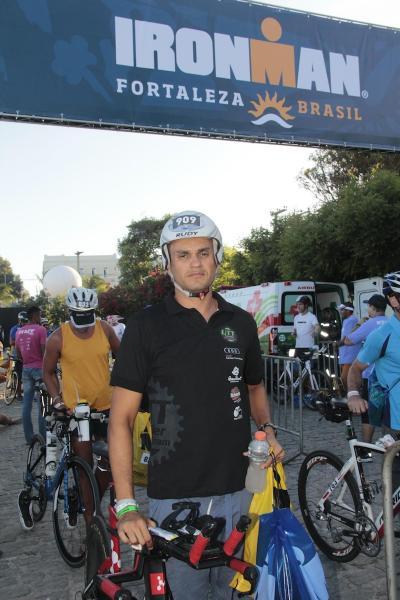 Nilo Maia Bike Check in