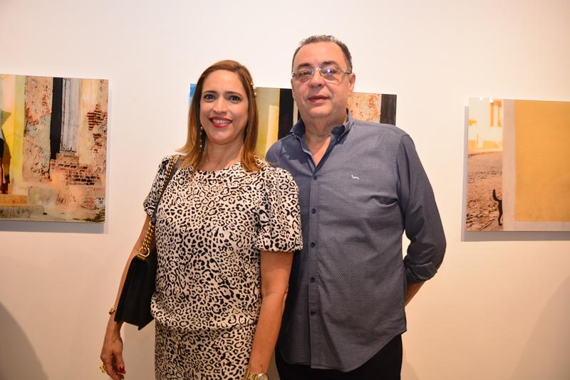 Ana Claudia e Aristenio Canamari