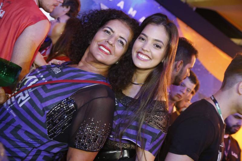 Ana Campos e Ticiana Bassi