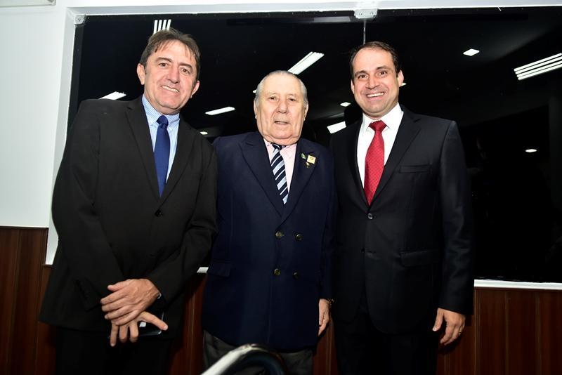 Adail Junior, Idalmir Feitosa, Salmito Filho