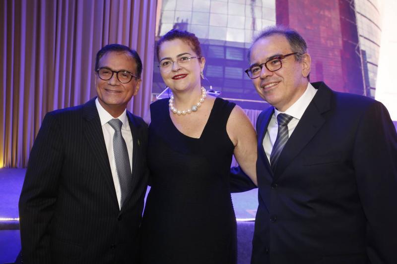 Beto Studart, Luciana e Democrito Dummar 1