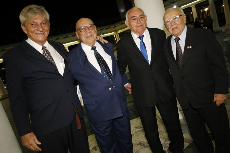 Oriel Mota, Edson Rios, Avelino Dutra e Ubiratan Aguiar