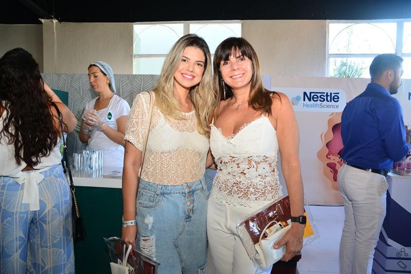 Jessica Nascimento e Ana Lucia Madeira