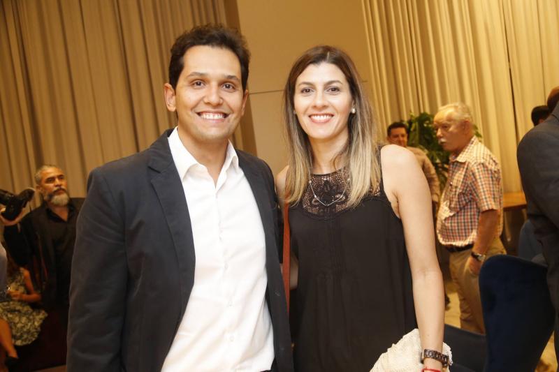 Ricardo Feitosa e Sidne Vieira