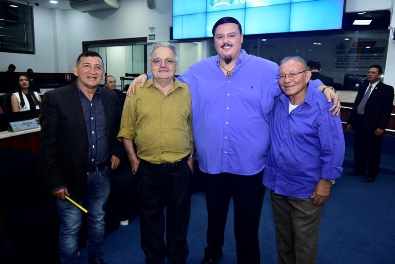 Bacurau do zabumba, Carneiro Portela, Rodolfo Forte, Joao Bandeira