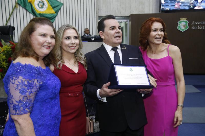 Fernanda Pessoa, Rilbenia Maia, Walker e Fatima Santiago