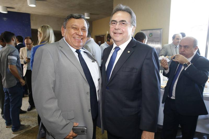 Luciano luke e Leonidas Cristino
