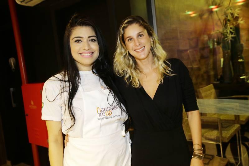 Karen Costa e July Oliveira