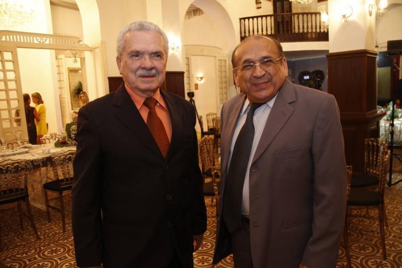 Raimundo Viana e Antonio Goncalves