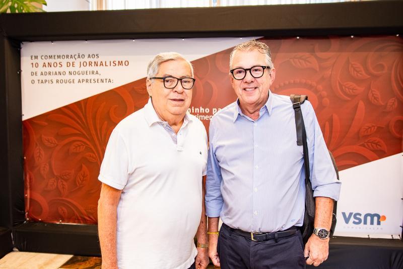Roberto Farias e Claudio Nelson